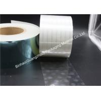Quality Good Clarity PVDC Coated BOPP Film For Puffed Food / Fried Peanut Packaging wholesale