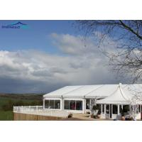 Buy cheap Aluminum Frame Retardant Event Marquee Tent For Exhibition Easy To Assemble from wholesalers