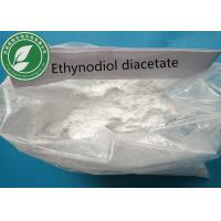 Quality 99% Estrogen Steroid Powder Ethynodiol Diacetate For Female CAS 297-76-7 wholesale