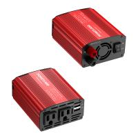 Quality 300W Car Battery Power Inverter DC 12V to AC 110V Converter with Dual 3.1A Dual USB Ports wholesale