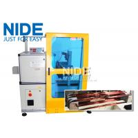 Quality Full automatic Horizontal big wire electric motor stator toroid coil winding machine wholesale