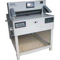Quality Electric Programmable Paper Cutting Machine 1200W With Two Motors 7205PX wholesale