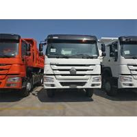 Quality 336HP Heavy Dump Truck ZF Driving Steering 6x4 Driving Type Euro 2 Emission wholesale