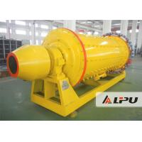Quality Professional Cement Silicate Mining Ball Mill Equipment 37kw 35rpm wholesale