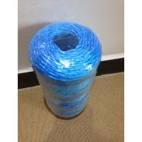Quality UV Treated Tomato Strapping Twine / Blue PP Packing Rope For Agriculture wholesale