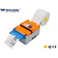 Quality 80mm Compact Structure Multiple Interfaces Kiosk Thermal Printer wholesale