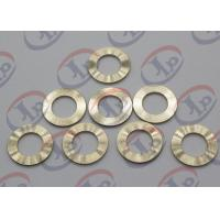 Quality Precision CNC Machining Services , Brass Flat Washers with Ra 1.6 Roughness wholesale