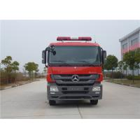Quality Max Power 265KW Commercial Fire Trucks Total Side Girder Structure 6500kg Water Tank wholesale