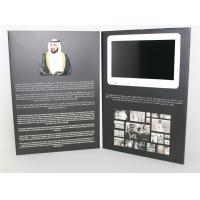 2.4 4.3 5 7 10 LCD video card , video greeting cards A4 book size