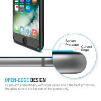 Quality Toughened Iphone 8 Glass Screen Protector , 2.5D Glass Guard Screen Protector  wholesale