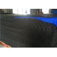 Quality Thin Elastic CR Neoprene Rubber Sheets Lamination Heat Preservation wholesale