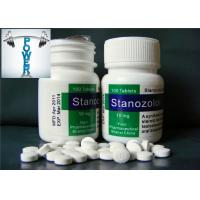 Stanozolol Tablets 10mg Androgenic Anabolic Steroids Muscle Mass Positive Effects
