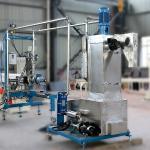 Quality Compound Granules PE Pellet Making Machine , 500Kg / H Underwater Pelletizing System wholesale