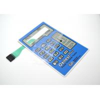 Glossy / Matte Surface  Metal Dome Membrane Switch For Medical Instrument System