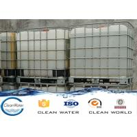Paint dust flocculant for Spraying sewage treatment Clear liquid with light blue A B agent