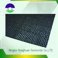 Quality 140kn / 98kn Woven Geotextile Fabric ,  Road Construction Geotextile Driveway Fabric wholesale