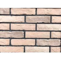 Quality Natural Clay Fired Thin Brick Veneer Interior Walls Building Materials With Antique Type wholesale