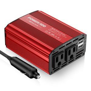 Quality 12V DC to 110V AC Automotive Power Converter , Vehicle Power Inverter wholesale