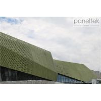 Quality Special Shape Glazed Terracotta Panels With Custom - Made Special Design wholesale