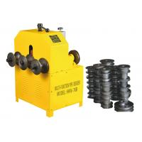 Quality 1500 W Steel Square And Round Pipe Bender Adjust Shafts By Hand wholesale