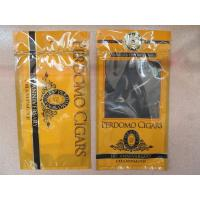 Quality Wholesale Plastic Ziplock Humidity Fresh Keeping Cigar Wrapping Bags wholesale