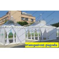 Buy cheap Re - Locatable Miniature High Peak Canopy Aluminum Frame With Optional Sidewalls from wholesalers