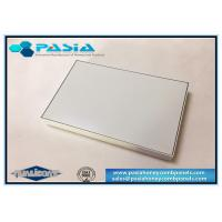Over 6 Meters' Length Ultra Long Aluminium Honeycomb Panel with Surface PVDF Powder Coated and Opened Edge