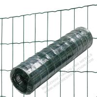 Quality 100 X 50mm Holland Welded Wire Fence Panels With Stainless Steel Wire Clamp wholesale