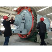 Quality Gold Processing Mining Ball Mill Grinder Machine With High Performance wholesale