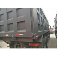 Quality 10 Tyres Sinotruk Howo Heavy Dump Truck 6x4 Driving Type Manual Operated wholesale