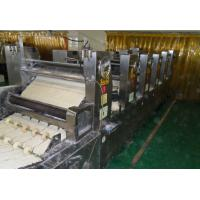 Quality 50HZ Frequency Instant Noodle Line , Industrial Noodle Making Equipment wholesale