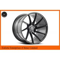 19inch ,20inch and 22inch Gloss black machined face 1-PC forged wheels