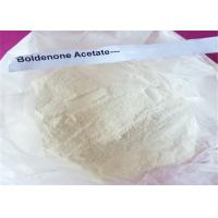 Buy cheap Anabolic Boldenone Acetate Raw Powders Anabolic Steroid Hormone CAS 846-46-0 from wholesalers