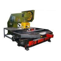Buy cheap CNC Sheet Metal Punching Machine High Efficiency With Feeding Platform from wholesalers