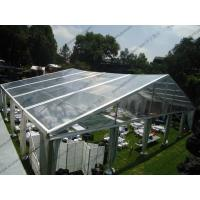 Buy cheap Luxury Garden Transparent Marquee Tent 25 x 20m Beautiful Decoration For Outdoor Events from wholesalers