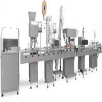 Buy cheap Capsule Counting Automatic Packaging Machine Filling Capping And Labeling Machine from wholesalers