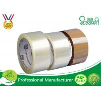 Box Sealing Bopp Film Custom Printed Packaging Tape With Acrylic Adhesive