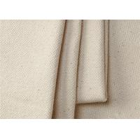 Quality Blackout White Cotton Canvas With  Environmental Protection Material wholesale