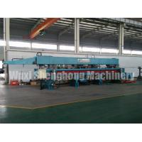 Buy cheap 6 - 14 mm Diameter Steel Bar Roll Forming Line For Floor Construction from wholesalers