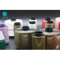 Quality Customized Color Cigarette Tearable Packing Tape With Logo Printing wholesale