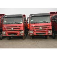 Quality 15 Cubic Meter 40 Ton Dump Truck / Tipper Truck WD615.47 371HP For Construction wholesale