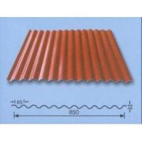 Quality Industrial Waterproof Prefabricated Roofing Sheets , Metal Building Wall Panels System wholesale