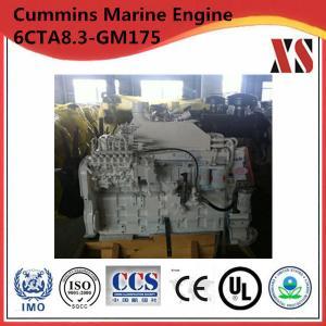 Buy cheap Cummins Engine !!! Cummins 6CT Marine Diesel Engine 6CTA8.9-GM175 from wholesalers