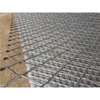 Buy cheap 5052 Expanded Aluminium Mesh , Expanded Metal Fence For Tank Truck Walkway from wholesalers