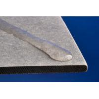 Quality A1 Class Fire Proof Fiber Cement Floor Board 15 - 25mm Thickness Gray / Red Colour wholesale