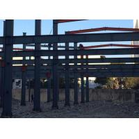 ASTM Steel Framed Buildings , prefab Industrial Steel Structures
