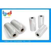 Quality 40Mic Waterproof 60 - 70 % PETG Shrink Film Gloss Surface Finish For Drink Packaging wholesale