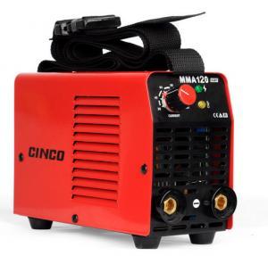IP21 Portable Welding Equipment , MMA Inverter Welding Machine With 85% Efficiency
