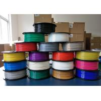 Quality 1.75mm 3.00mm High Quality 3D Printer PLA ABS Filament Full Colors wholesale