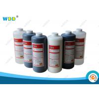 Quality Industrial 1000ml Continuous Inkjet Ink Eco Friendly for Videojet Inkjet Coder wholesale